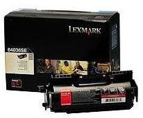 Lexmark toner czarny T640, T642, T644 (6000 str)