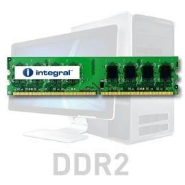 Integral DDR2 2x4GB 533MHz ECC CL4 R2 Unbuffered 1.8V