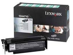 Lexmark toner czarny X422 (kaseta zwrotna, 12000 str)