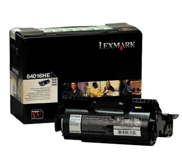 Lexmark toner czarny T640, T642, T644 (kaseta zwrotna, 21000 str)