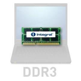 Integral SODIMM DDR3 2GB 1066MHz CL7 R1 Unbuffered 1.5V
