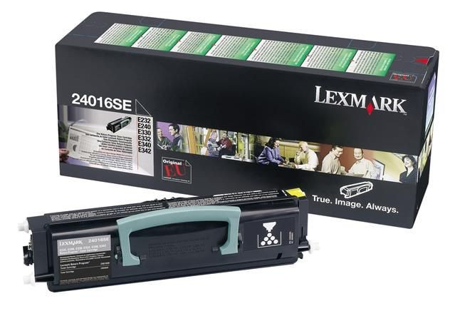 Lexmark toner czarny E232, E330, E332, E340, E342N (kaseta zwrotna, 2500 str)