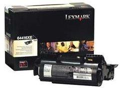 Lexmark toner czarny T644 (kaseta zwrotna, 32000 str)