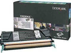 Lexmark toner black (zwrotny, 4000str, C522n / C524 / C530dn / C532 / C534)