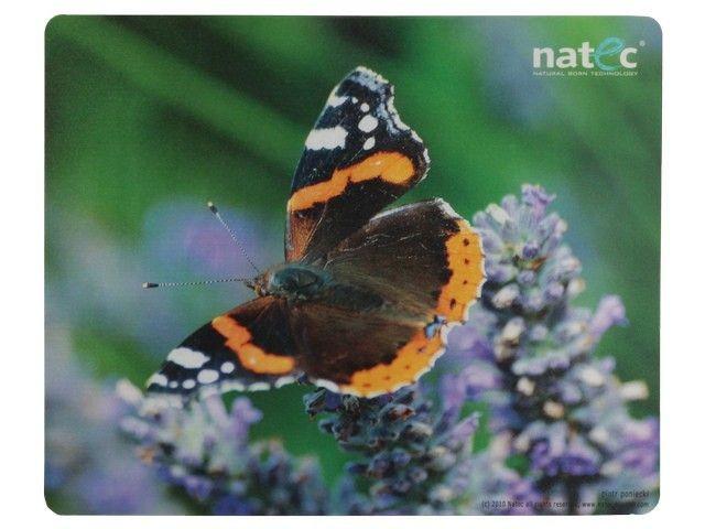 NATEC podkładka pod mysz Foto - Motyl