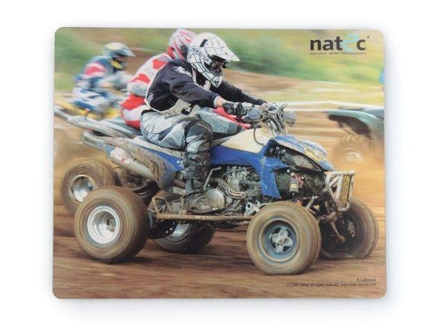 NATEC podkładka pod mysz Foto - sport Quady