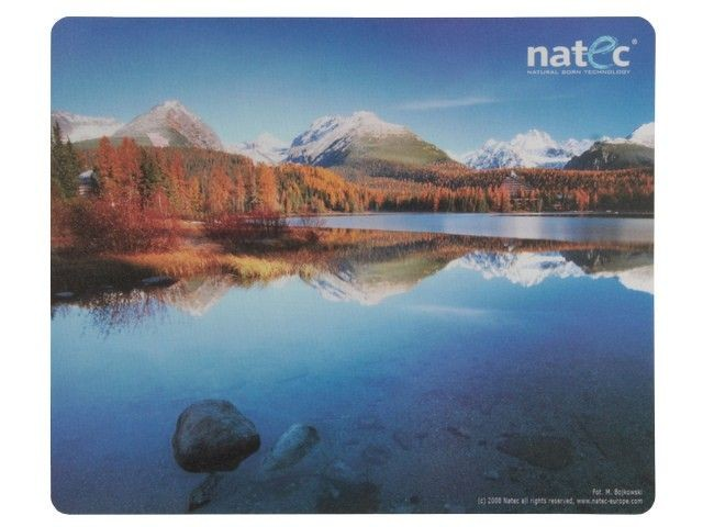 NATEC podkładka pod mysz Foto - widok Góry
