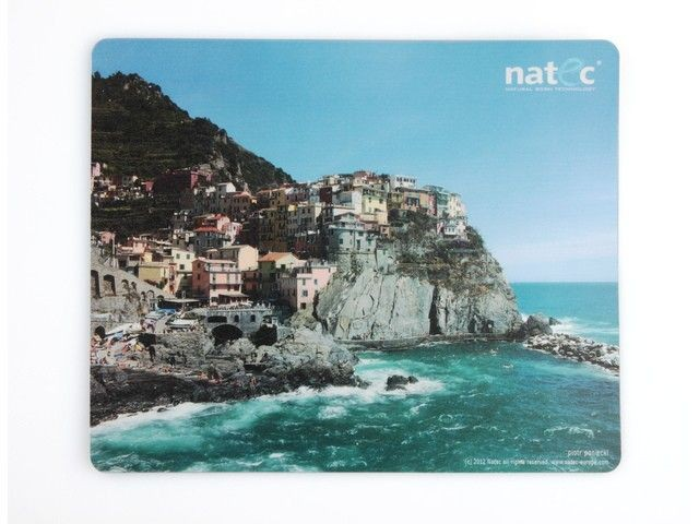 NATEC podkładka pod mysz Foto - widok Włochy 2