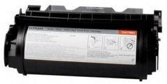 Lexmark toner czarny T630/T632/T634 (kaseta zwrotna, etykiety, 21000 str)
