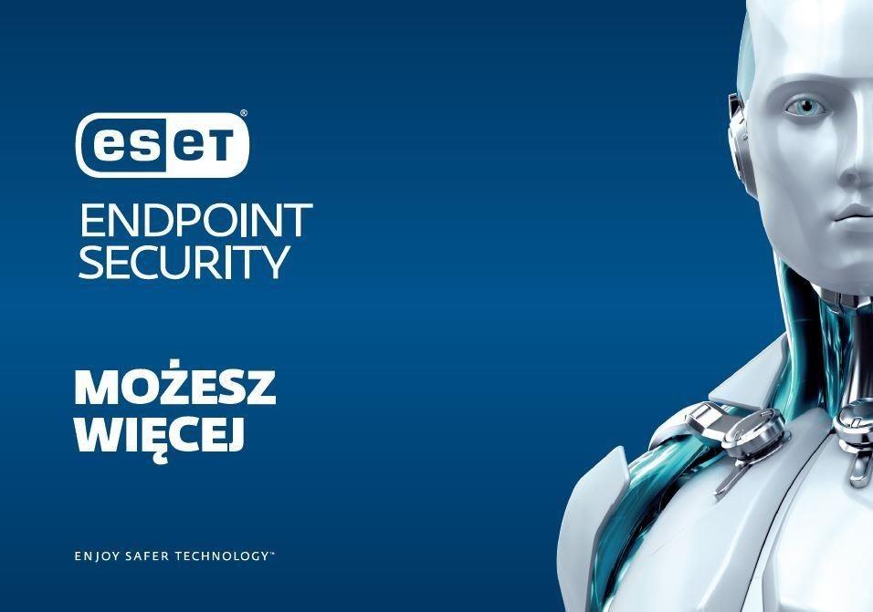 Eset Endpoint Security Client Serial (5 user, 1 rok, przedłużenie)