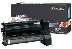 Lexmark toner magenta (15000str, C7C752 / C762 / X752e / X762e)
