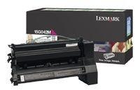 Lexmark toner magenta (zwrotny, 6000str, C752/ C752L/ C760/ C762/ X752/ X762)
