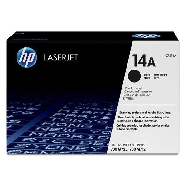 HP toner 14A black