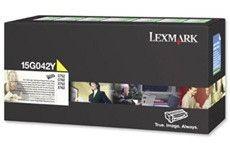 Lexmark toner yellow (zwrotny, 6000str, C752/ C752L/ C760/ C762/ X752/ X762)
