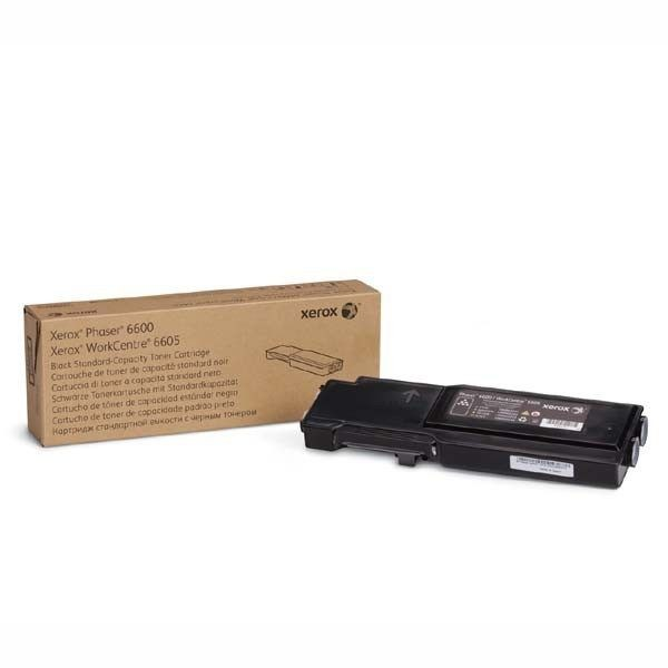 Xerox Toner black | 3 000str | Phaser 6600/WorkCentre 6605