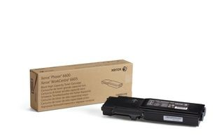 Xerox Toner black | 8 000str | Phaser 6600/WorkCentre 6605