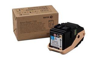 Xerox Toner cyan | 4 500str | Phaser 7100
