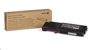 Xerox Toner magenta | 2 000str | Phaser 6600/WorkCentre 6605
