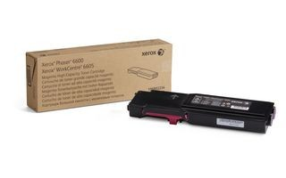Xerox Toner magenta | 6 000str | Phaser 6600/WorkCentre 6605