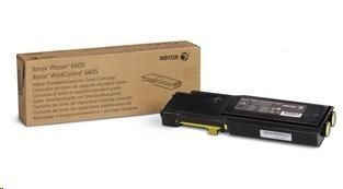 Xerox Toner yellow | 2 000str |Phaser 6600/WorkCentre 6605