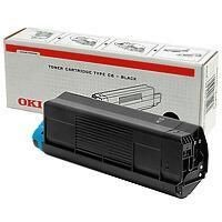 OKI C5200, C5400 toner cartridge cyan standard capacity 3.000 pages 1-pack