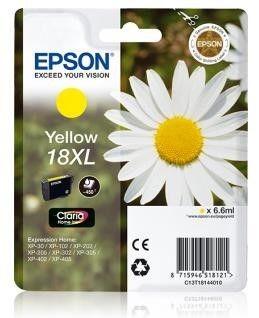 Epson Tusz żółty T1814=C13T18144010 450 str. 6.6 ml