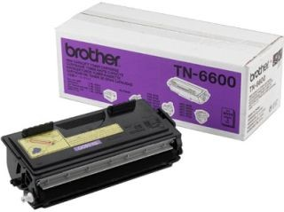 Brother Toner TN6600 black | 6000 str | HL1030/1230/1430/HLP2500/MFC9870