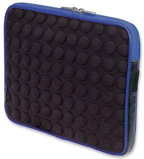 Manhattan futerał bąbelkowy do tabletu (czarno-niebieski)