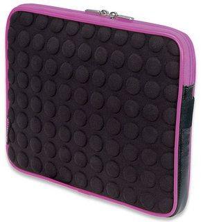 Manhattan futerał bąbelkowy do tabletu (czarno-różowy)