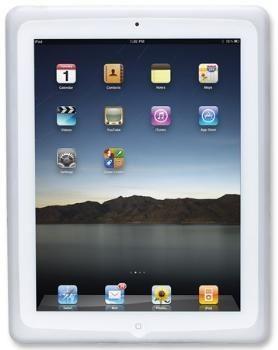 Manhattan silikonowy futerał ochronny do iPad (metalowy)