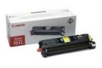 Canon toner EP701LY Yellow (2000 str, LBP-5200)