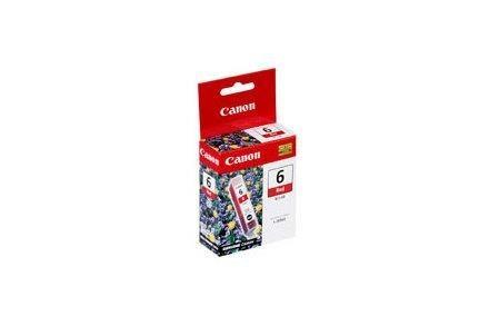 Canon BCI-6R red (wkład atramentowy, i990/9950)