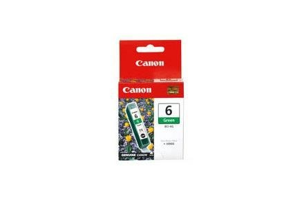 Canon BCI-6G green (wkład atramentowy, i9950)