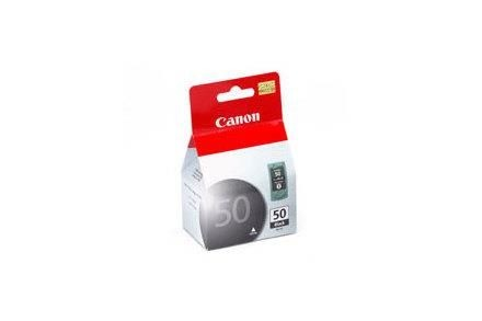 Canon Głowica PG50 black pigment | 22ml | iP2200/MP150/170/450