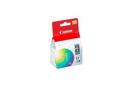 Canon CL-51 kolor (wkład atramentowy, 21ml, iP2200)