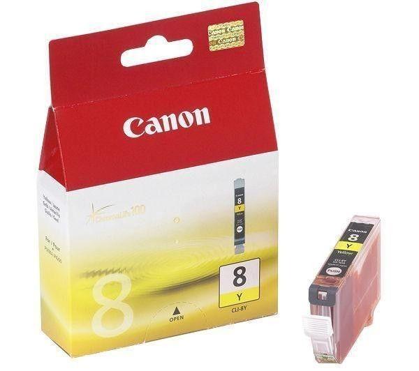 Canon CLI-8Y yellow (wkład atramentowy, iP4200)