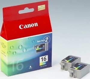 Canon Tusz BCI16CL 2pack color | 2x7.8ml | DS700/iP90