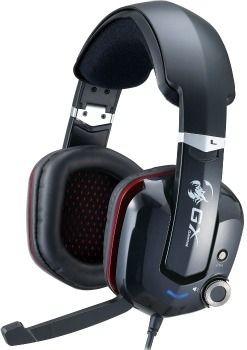 Genius słuchawki Gamingowe z mikrofonem HS-G700V Cavimanus, wibracje