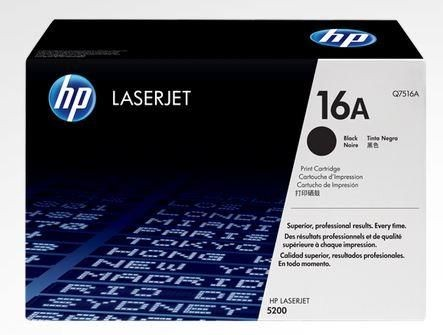 HP toner black (12000str, contract, LJ 5200)