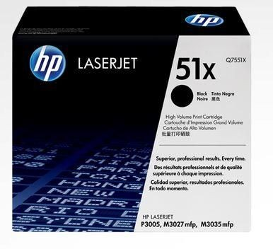 HP toner black (13000str, Smart, LJ P3005/M3035MFP/M3027MFP)