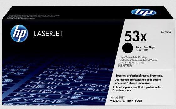 HP toner black (7000str, contract, LJ P2014 2015 M2727)