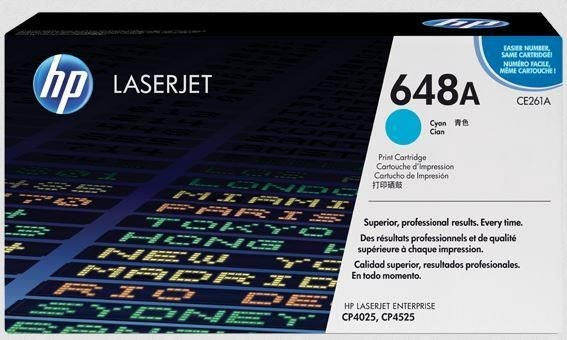 HP toner cyan (11000str, contract, ColorLJ CP4025 CP4525)
