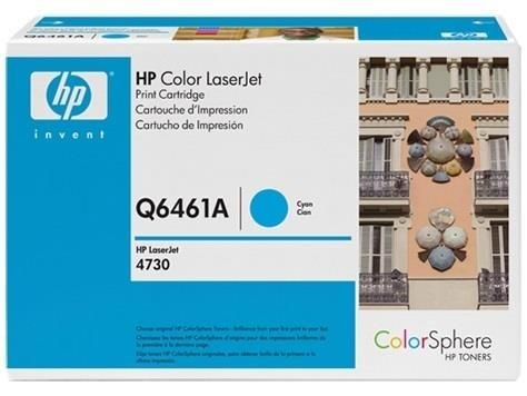 HP toner cyan (12000str, contract, ColorLJ 4730mfp)