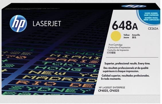 HP toner yellow (11000str, contract, ColorLJ CP4025 CP4525)