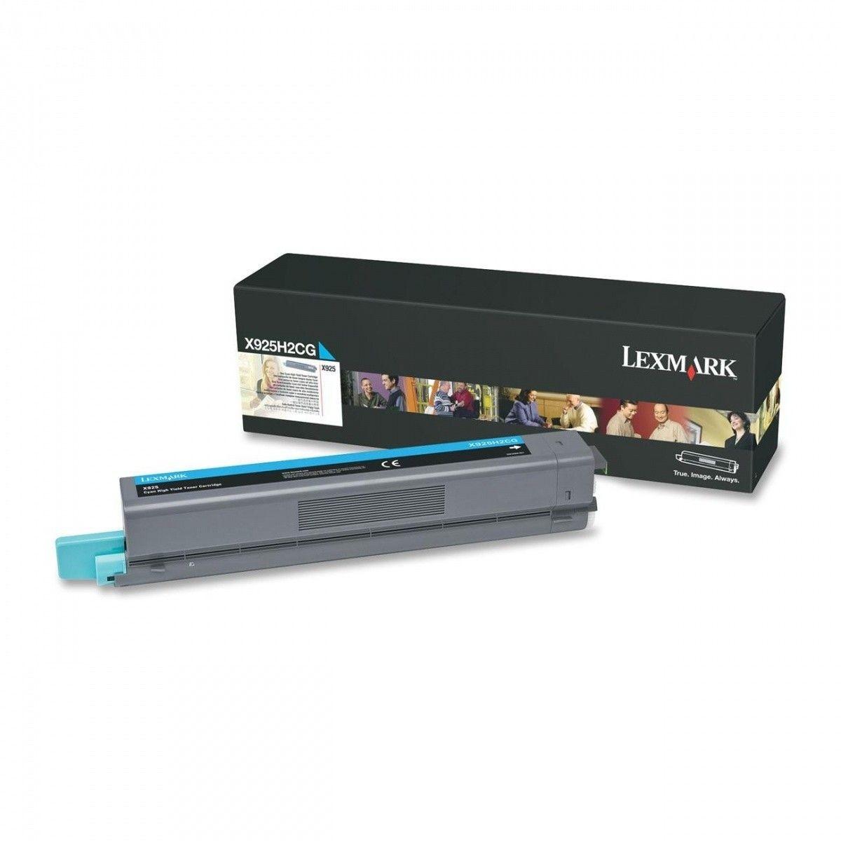 Lexmark toner Lexmark cyan (7500str, X925)