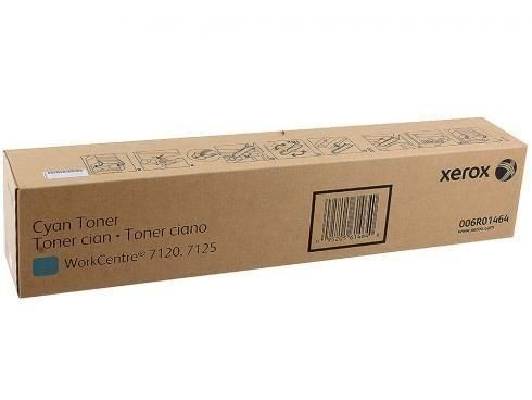 Xerox Toner cyan DMO Sold |15 000str | WorkCentre 7120/7125