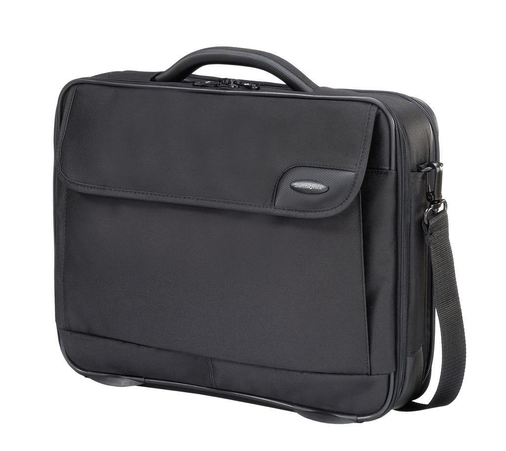 Samsonite torba 17,3'' ICT CLASS (komputer, dokumenty, kieszeń, czarna)