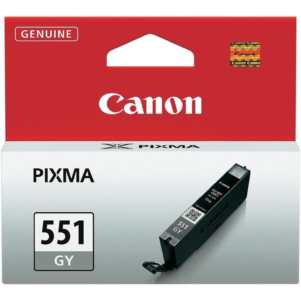 Canon tusz CLI551GY grey (MG6350)