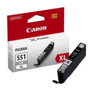 Canon Tusz CLI551GY XL grey | MG5450/MG6350