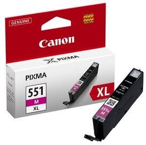 Canon tusz CLI551M XL magenta (iP7250/MG5450/MG6350)